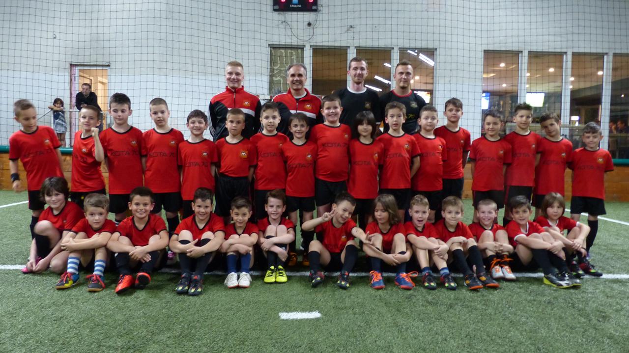 """<br />Škola fudbala Varga u prestižnom časopisu """"Sport Magazine""""<br />Opširnije..."""